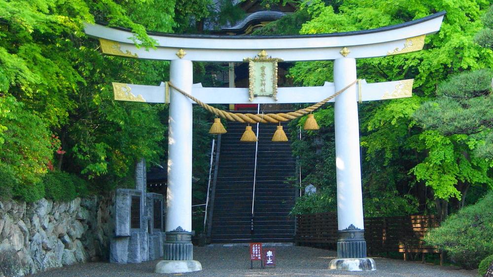 Hodosan-Jinja Shrine_torii1