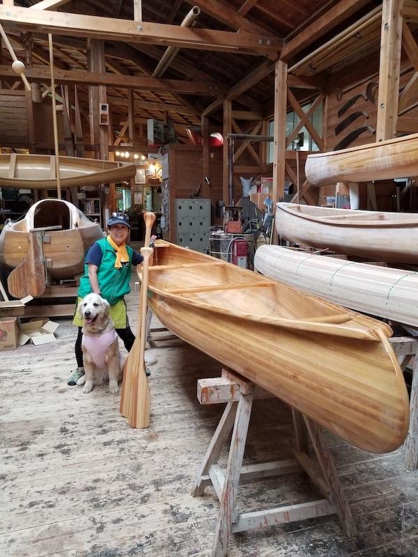 Naguri Canoe Studio20180906_132147