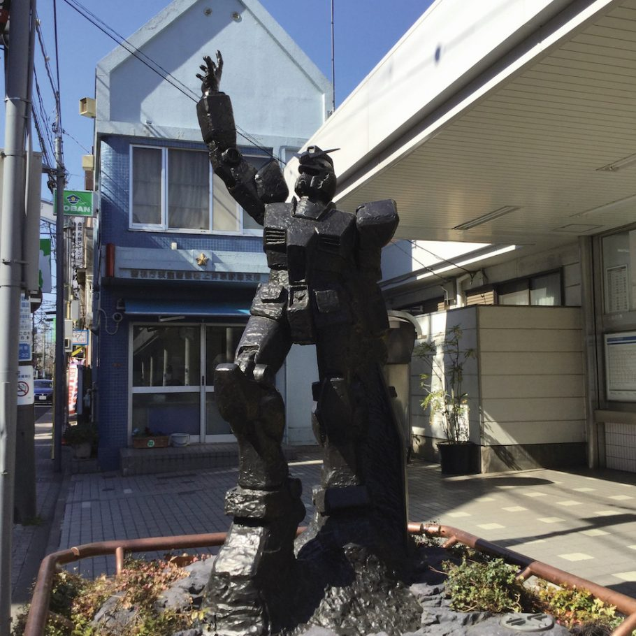 Gundam-Monument