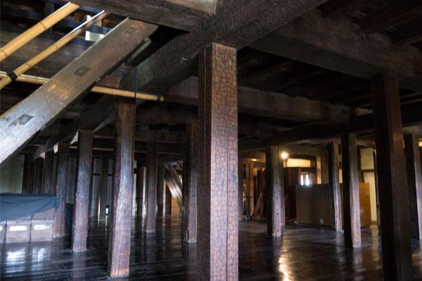 matsumoto-caste-interior