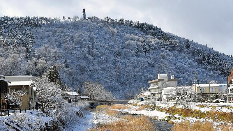 The Spirituality of Mt. Hayachine