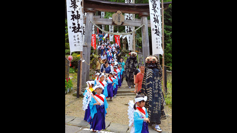 Dancing with the Gods: Hayachine Kagura