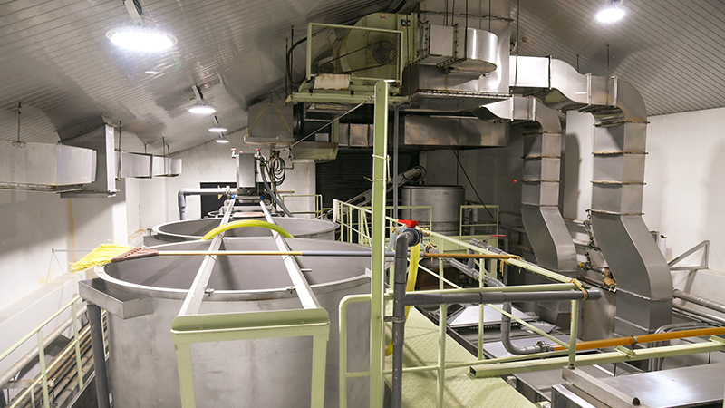Asabiraki Sake Brewery