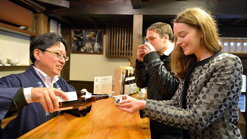 Urakasumi Sake Brewery