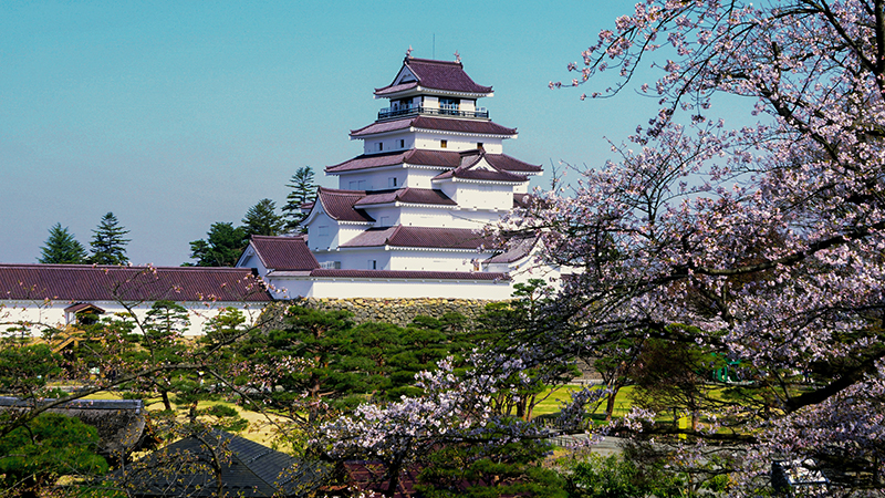 "The ""land of the last samurai"" : Aizu"