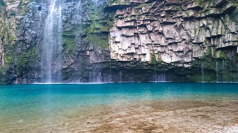 Ogawa Waterfall, Kagoshima