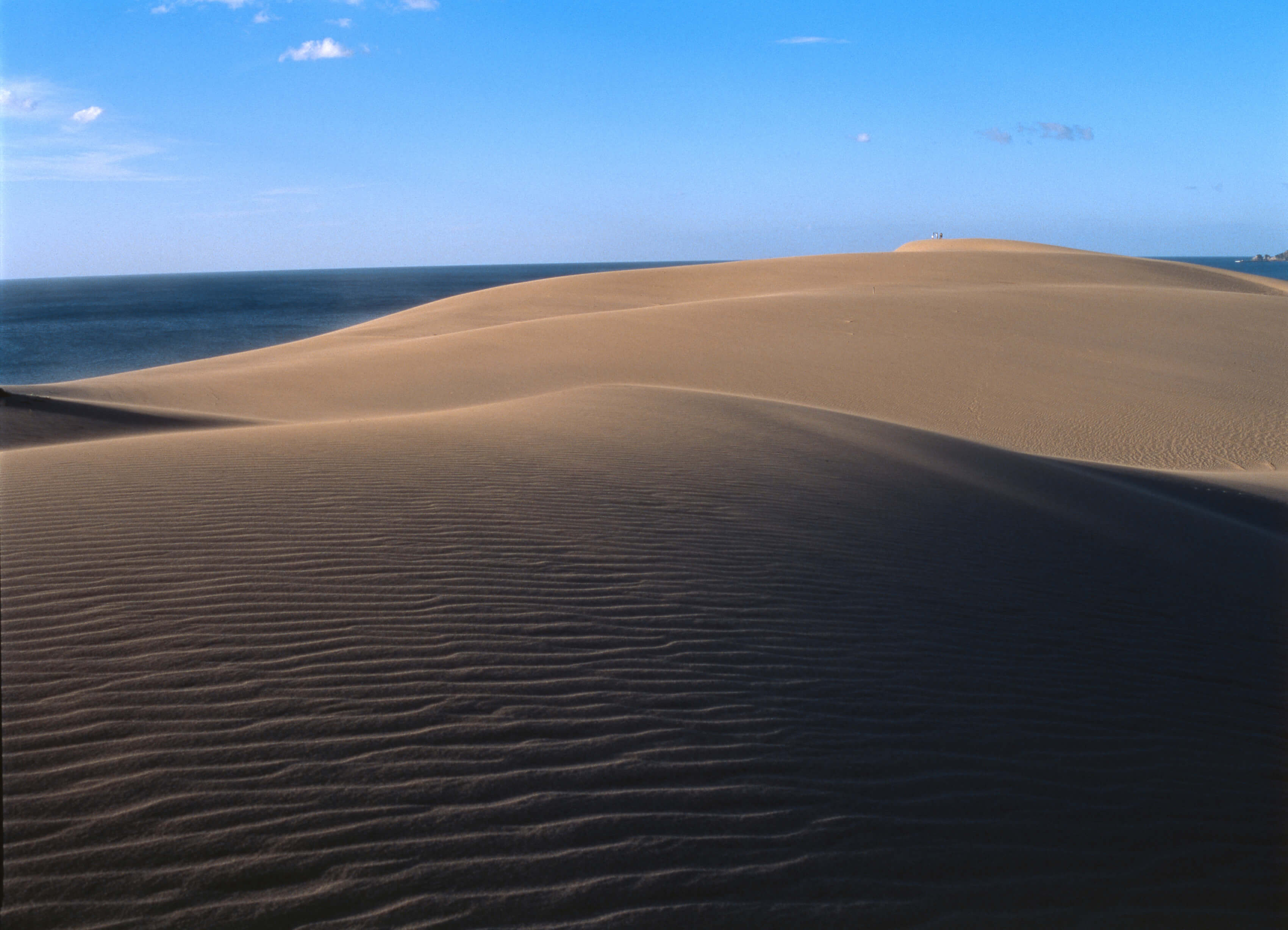 Wattention : Picturesque Japan: The Tottori Sand Dunes