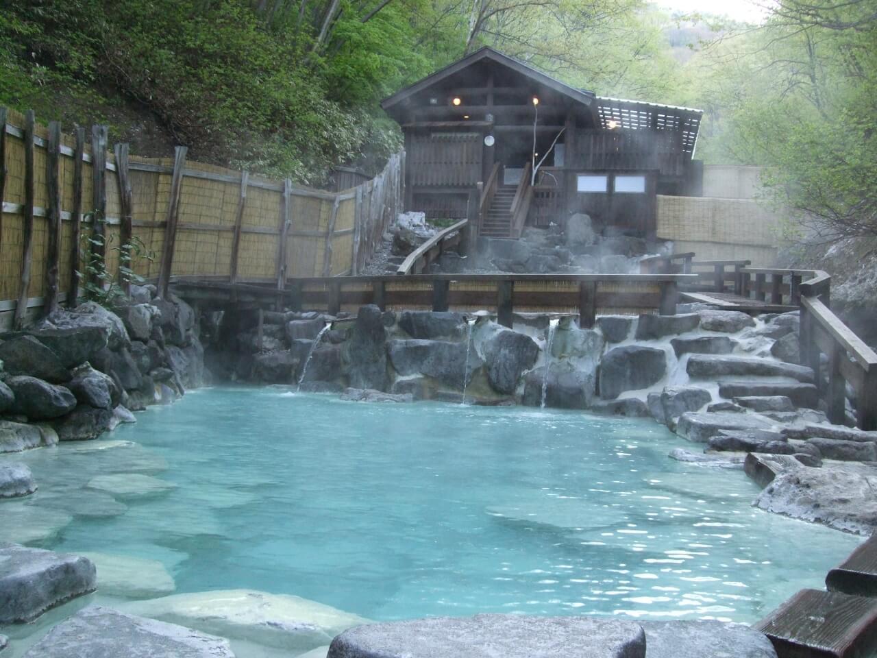 Onsen Oasis: Kinugawa Nioson Plaza
