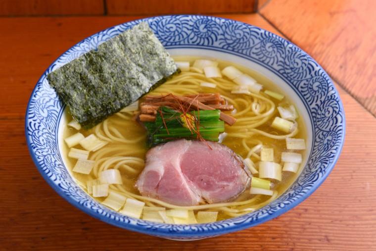 Shio Ramen Honda Tokyo