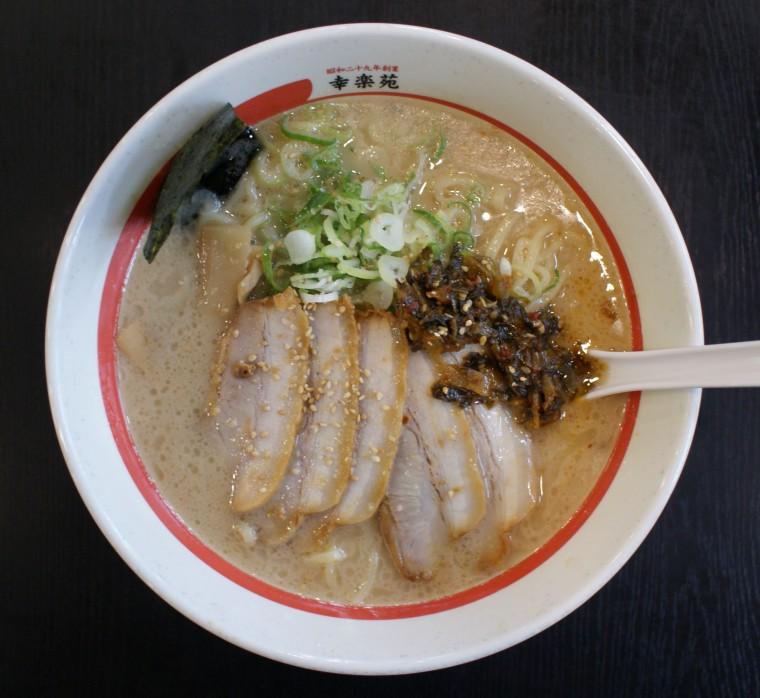 Korakuen Tonkotsu Ramen