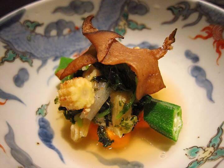 ryugin前菜