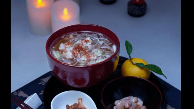 In Harmony with the Seasons: Toshikoshi Soba