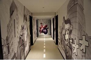 manga floor