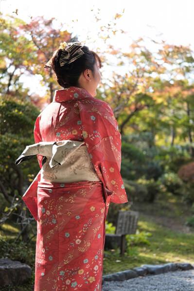 Komon Kimono type