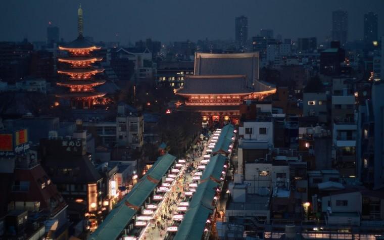 Asakusa Nightview