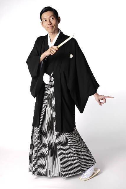 Men`s Kimono types