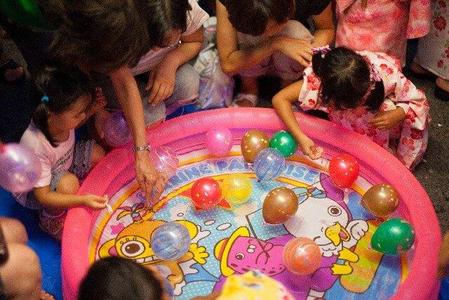 Matsuri Game: Water Balloon Yoyo
