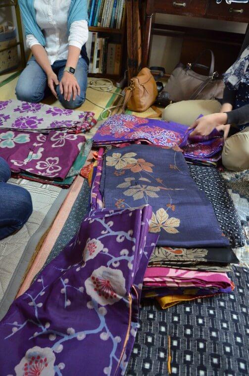 meisen kimono collection