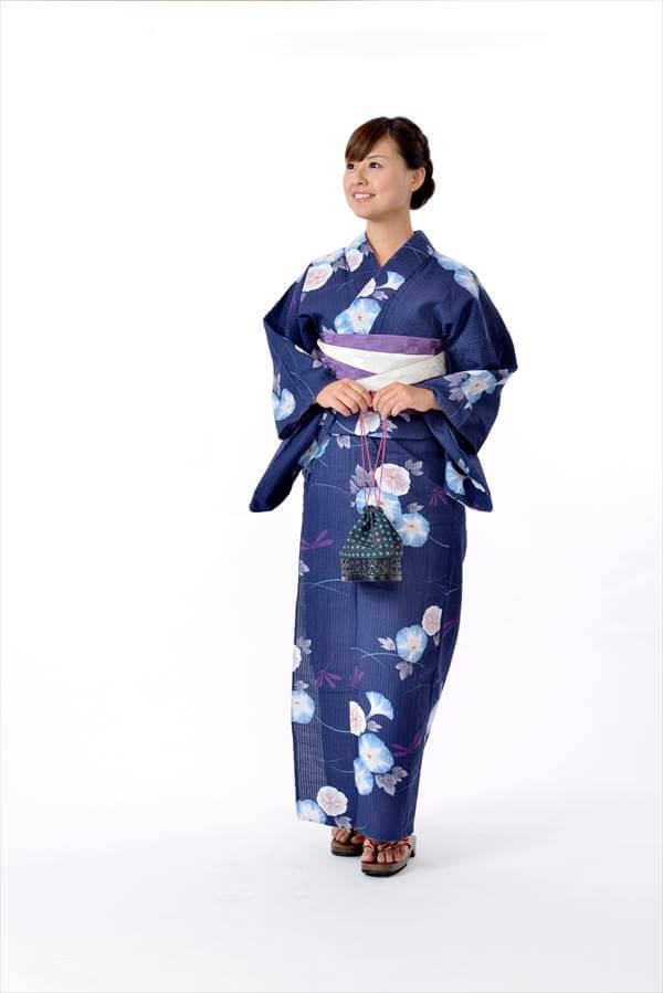 Japanese Matsuri Festival Outfit: Yukata