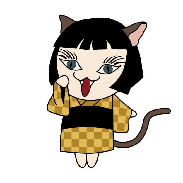 Youkai Manual: Neko Musume