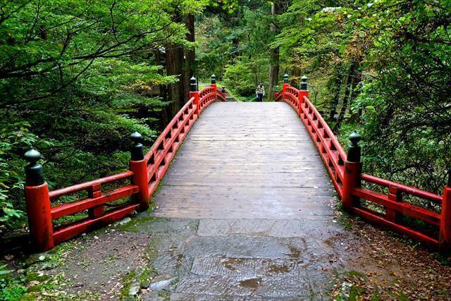 Dewa Sanzan Bridge