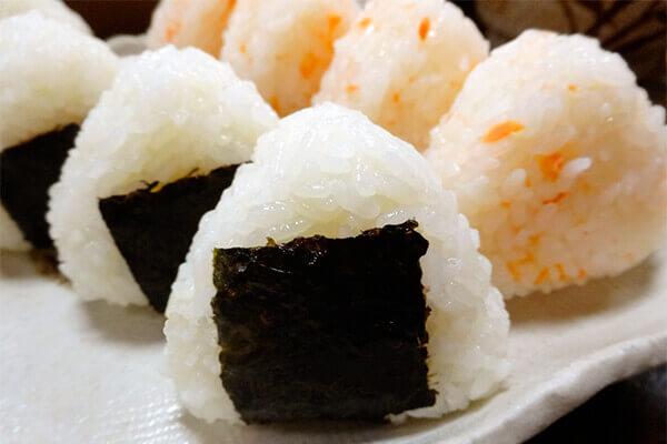 Niigata Rice onigiri