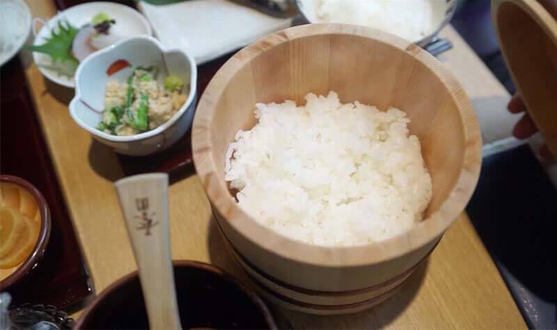 rice tasting final