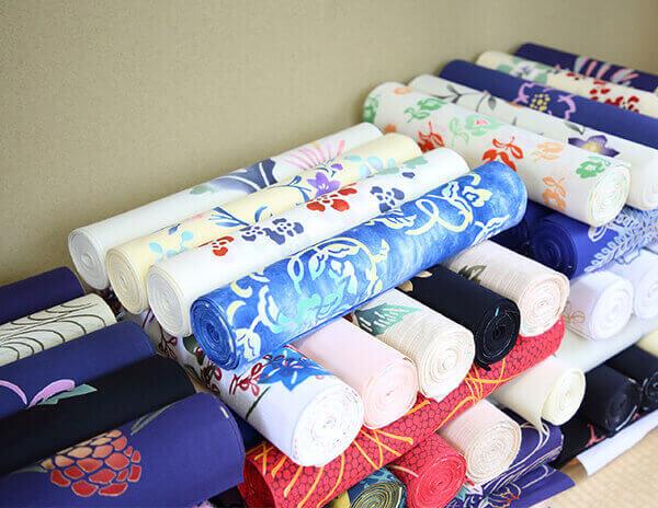 japanese fabric design yukata
