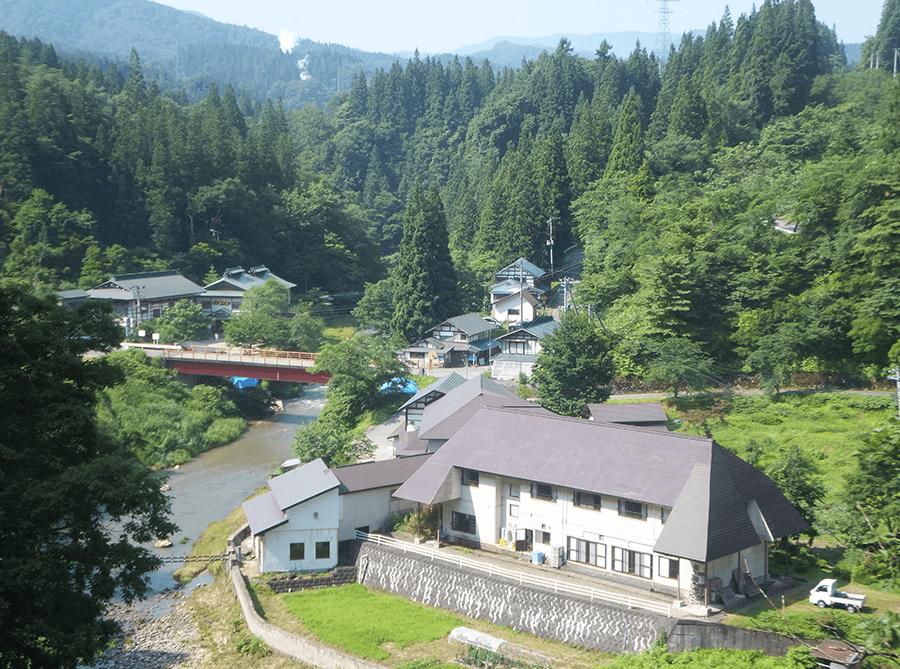 nishiyama-onsen-layout-view