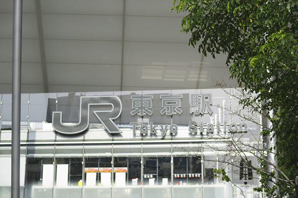 tokyo-station-yaesu-exit
