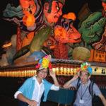 Ian & Ching Li - Nebuta Festival
