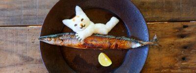 Japanse Autumn Fish