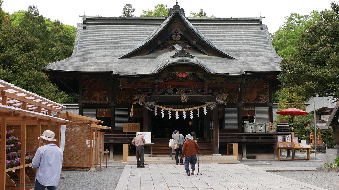 Chichibu Temple Tour