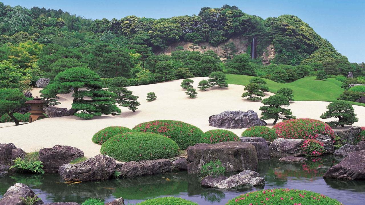 Japanese Traditional Garden Design