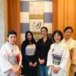tea ceremony group