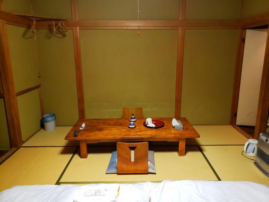 Komadori-Sanso lodging