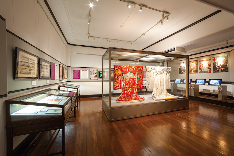 Exhibition Room in 2018 ©The Tsubouchi Memorial Theatre Museum, Waseda University