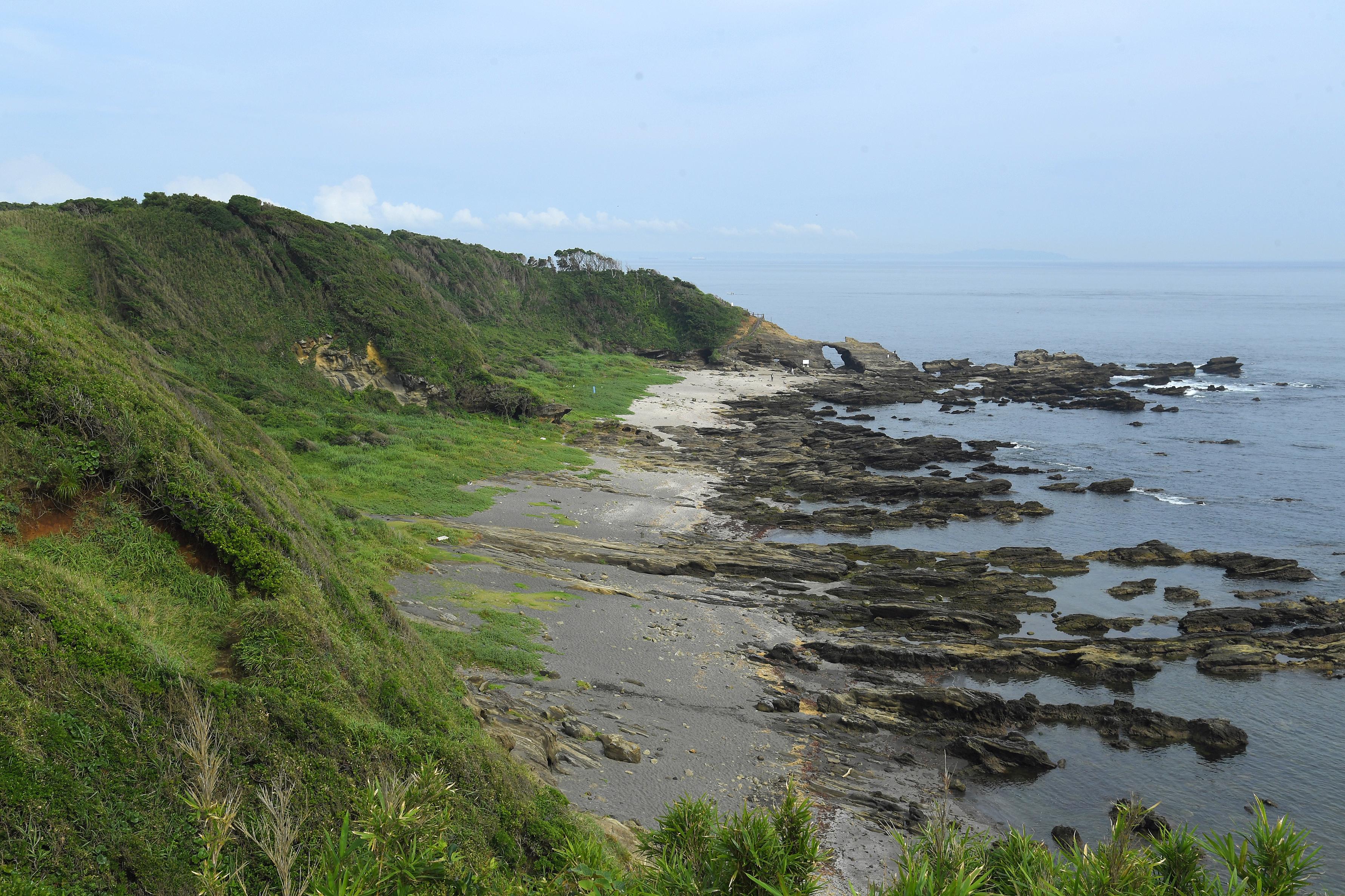 Jogashima Beach