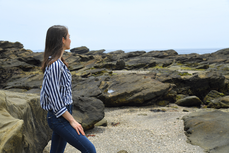 Jogashima beache