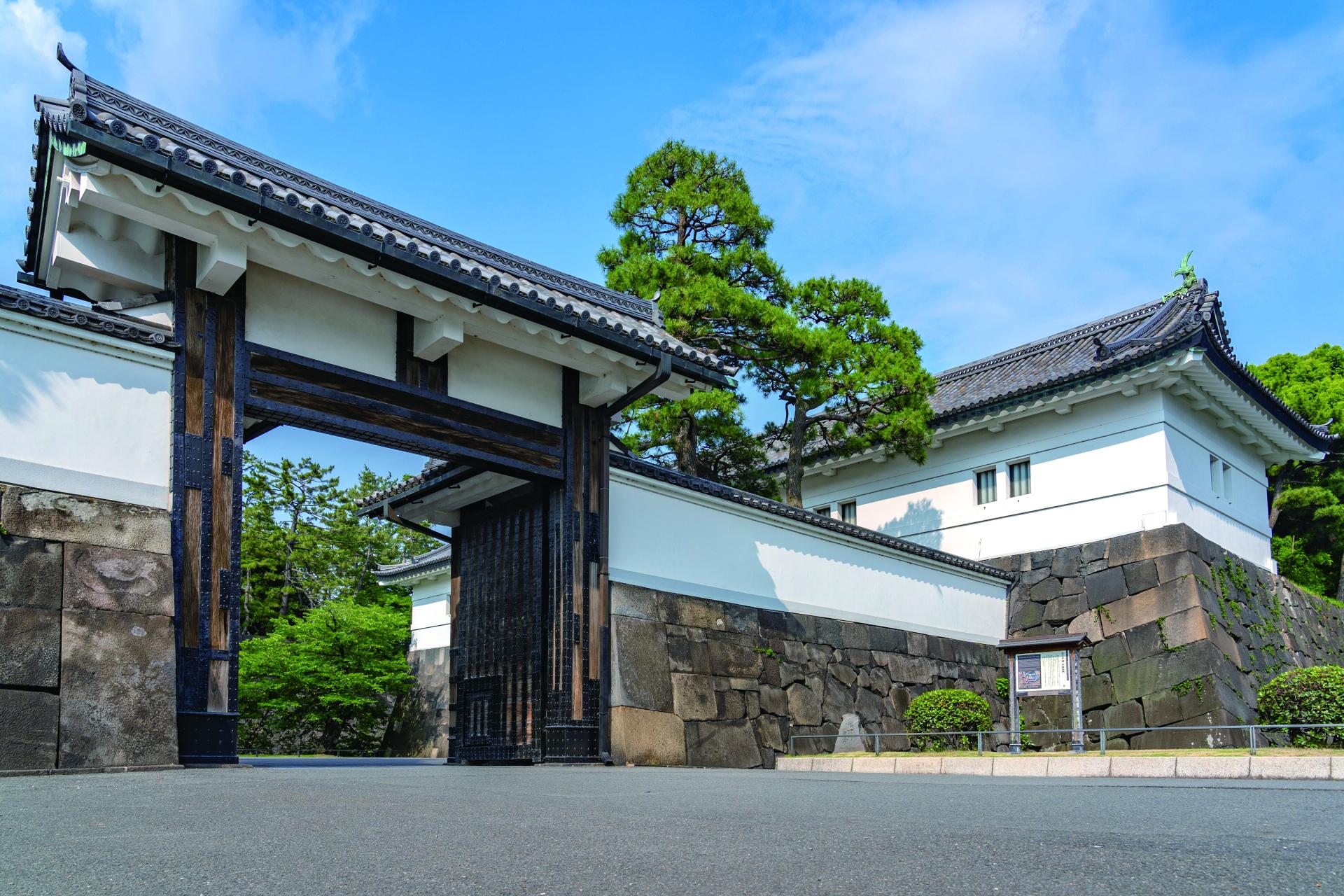Sakuradamon Gate