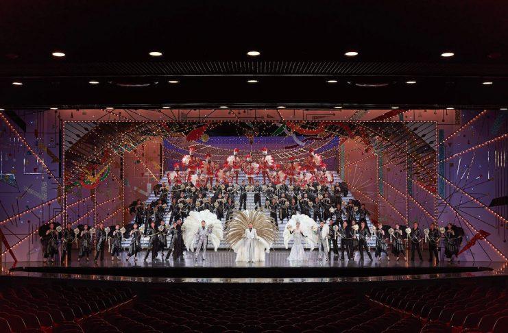 image photo of Takarazuka Revue ©Takarazuka Revue Company