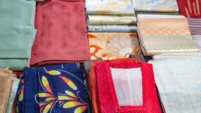 kimono fabric types
