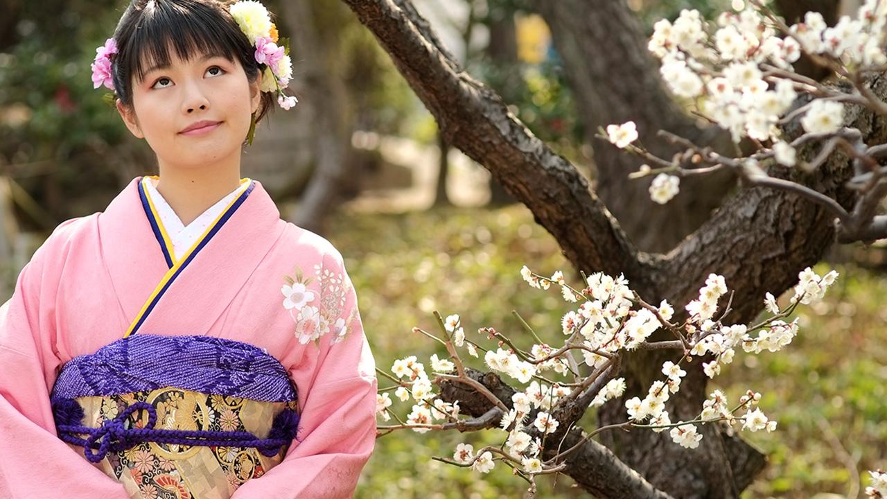 kimono types sakura