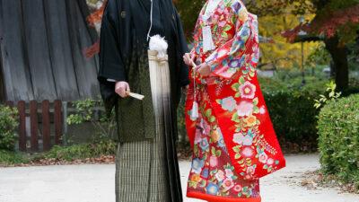 mens kimono hakama