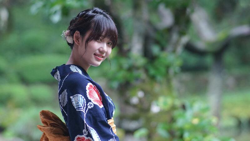 yukata kimono type