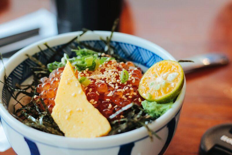 Japanese donburi