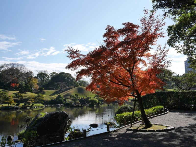 Kumamoto Travel Guide Sekizenji Garden