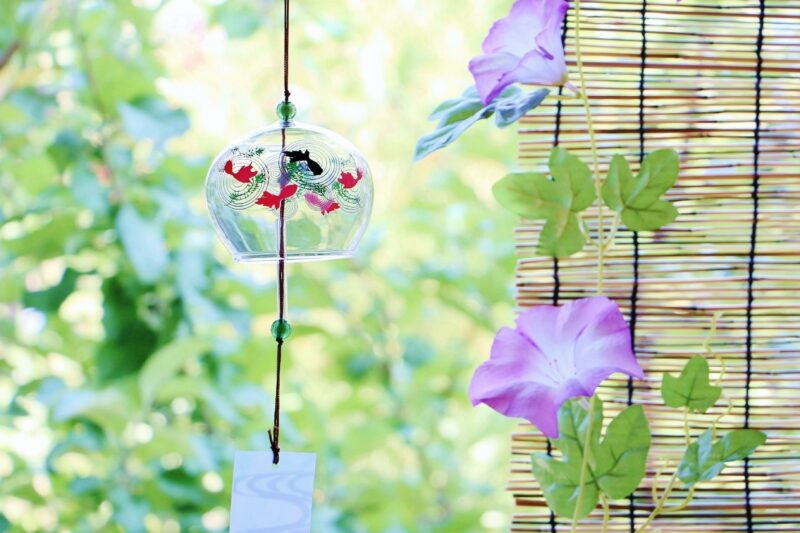Hanging Japanese Wind Chime