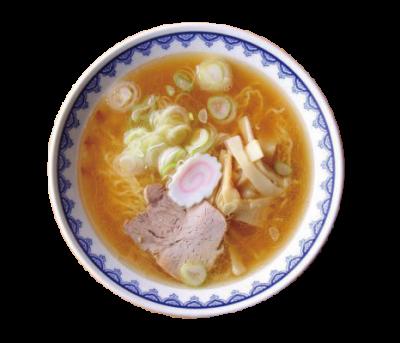 Light Soy Sauce Ramen / Miyoshiya