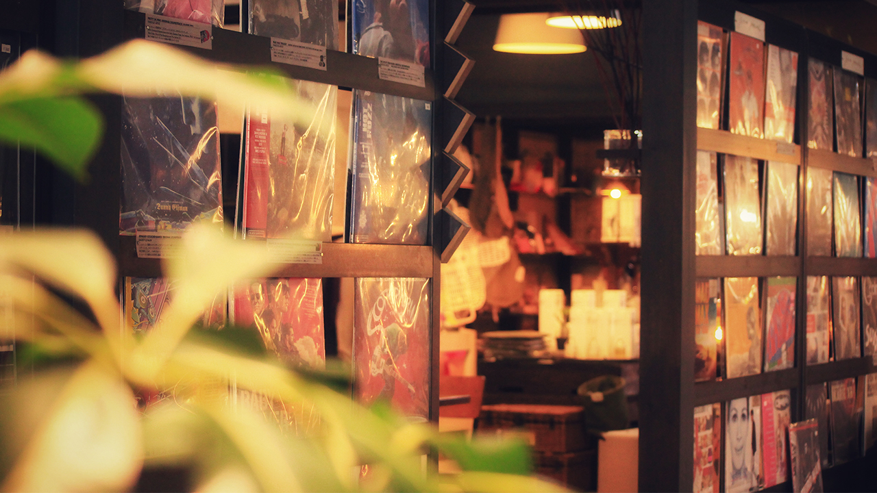 Tokyo Record Shop
